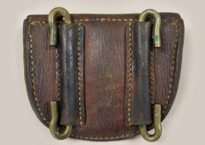 John Denner Leather Pistol Pouch