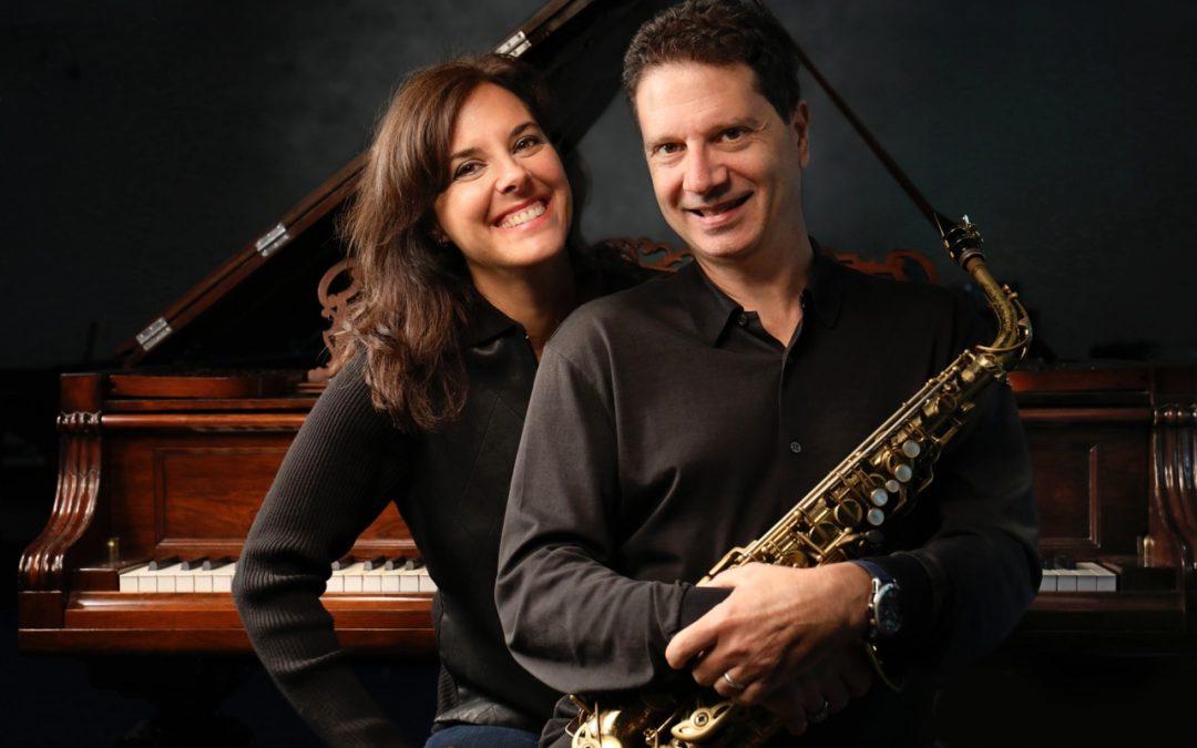 Nicki Denner and Anton Denner